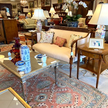 ... Pieces Of Furniture, Art, Chandeliers, Tables, Lamps, Mirrors And  Decorative Accessories From Homes, Estates And Designers Throughout The  Southeast.
